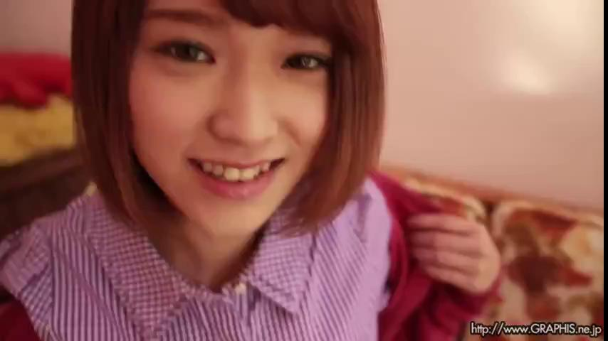 [Graphis] Sora Shiina 椎名 そら 『 In Color 』 MOVIE 01