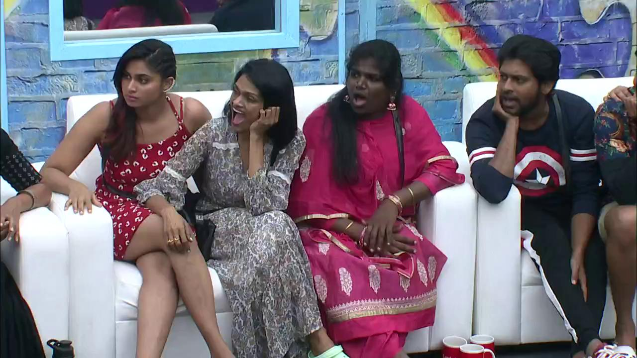 Bigg Boss Tamil – Season 4 – DAY 39 [12.11.2020] – COPYCINEMA.COM