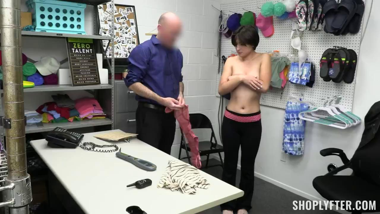 Shoplyfter Angeline Red